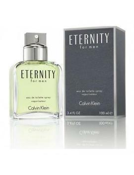 La Eternidad Colonia By Calvin Klein, 3.4 Oz (Approx. 96.39 G) Edt Spray Para Hombres Nuevo En Caja by Ebay Seller