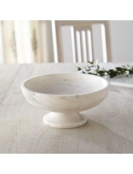 Hudson Pedestal Bowl by Ballard Designs