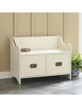Edwards 4 Drawer Storage Bench by Birch Lane™ Heritage