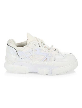 Fusion Low Top Sneakers by Maison Margiela