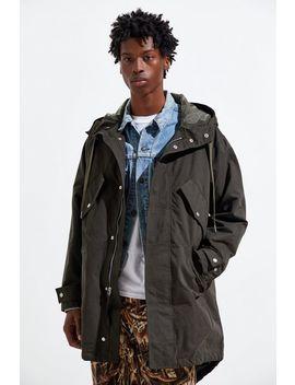 Bdg Cotton Fishtail Parka Jacket by Bdg