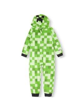 Boy's Minecraft Pajama Blanket Sleeper (Little Boy & Big Boy) by Minecraft