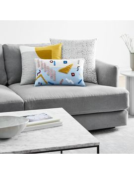 Candlewick Array Pillow Cover by West Elm