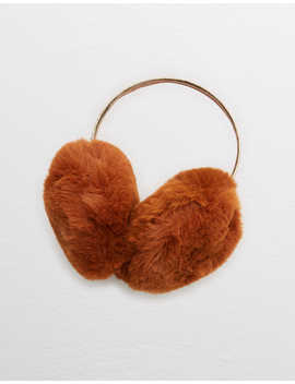 Aerie Glitter Earmuffs by American Eagle Outfitters