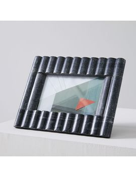 Textured Marble Frames  Multi by West Elm