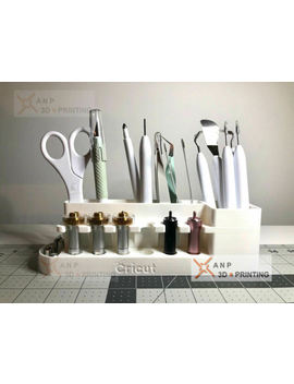 Cricut Tool Holder Organizer Blade Caddy by Ebay Seller