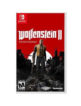 Bethesda Softworks Wolfenstein Ii: The New Colossus, Nintendo, Nintendo Switch, 045496591823 by Bethesda Softworks
