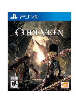 Code Vein, Bandai/Namco, Play Station 4, 722674121163 by Bandai Namco