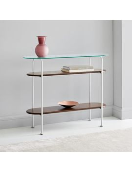 Ruby Console   Haze by West Elm