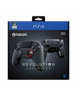 Nacon Controller Esports Revolution Unlimited Pro V3 Ps4 Playstation 4 / Pc (Wireless/Wired) by Nacon