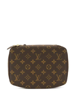 Poche Montecarlo Jewellery Case by Louis Vuitton Pre Owned