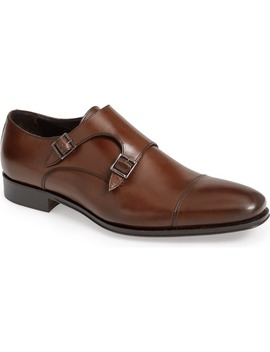 'grant' Double Monk Shoe by To Boot New York