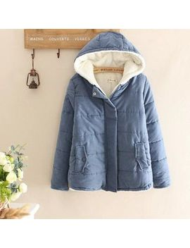 Villager   Hooded Padded Jacket by Villager
