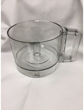 Robot Coupe 112203 R2 N Food Processor 3 Quart Clear Bowl Genuine by Robot Coupe
