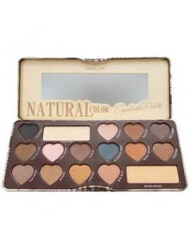 Okalan   Natural Color Eyeshadow Palette by Okalan