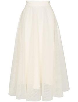 Layered Ballet Midi Skirt by Zimmermann