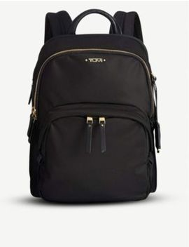 Dori Leather Backpack by Tumi