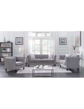 Schmucker 3 Piece Living Room Set by House Of Hampton