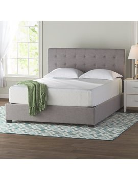 "Wayfair Sleep 10"" Medium Gel Memory Foam Mattress by Wayfair Sleep™"