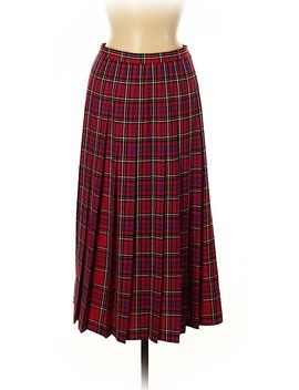 Wool Skirt by Pendleton
