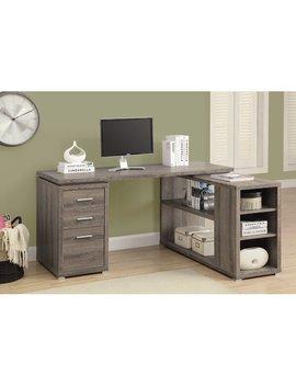 Drewes 3 Drawer L Shaped Desk by Allmodern
