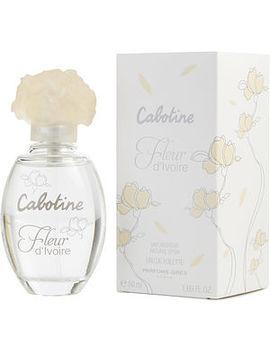 Cabotine Fleur D'ivoire   Eau De Toilette Spray 1.7 Oz by Parfums Gres