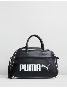 Campus Grip Retro Bag by Puma