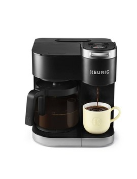 """<Span><Span>Keurig K Duo Single Serve & Carafe Coffee</Span><Br><Span>Maker</Span></Span><Span Style=""""Position: Fixed; Visibility: Hidden; Top: 0px; Left: 0px;"""">…</Span> by Duo Single"""