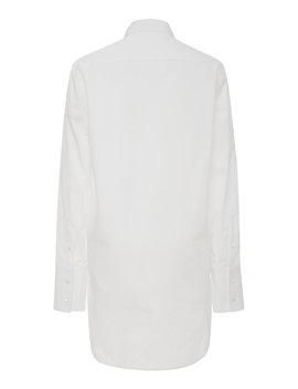 Francesca Silk Button Up Shirt by Jil Sander