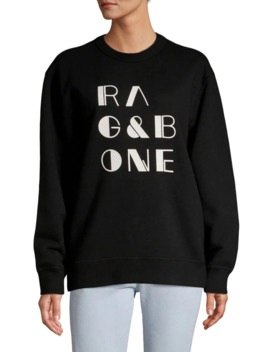 Graphic Stretched Top by Rag & Bone/Jean