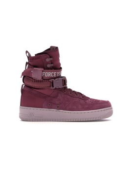 Sf Air Force 1 High Force Is Female Vintage Wine (W) by Stock X