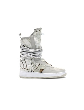 Sf Air Force 1 High Realtree Light Bone by Stock X