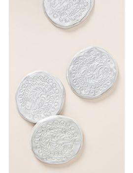 Amelia Coasters, Set Of 4 by Anthropologie