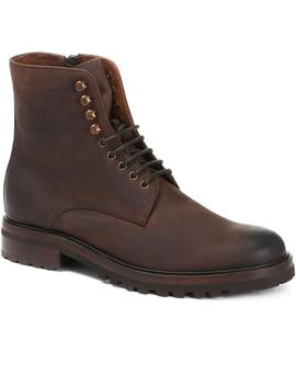 Water Resistant Leather Derby Ankle Boot by Jones Bootmaker