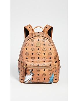 Stark Hide And Seek Rabbit Backpack by Mcm