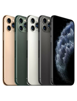 Apple I Phone 11 Pro Max   64 Gb 256 Gb 512 Gb, All Colors   Unlocked/Network Locked by Apple