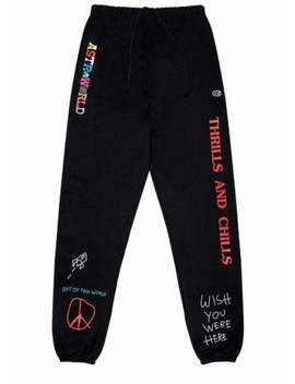 Inspired Astroworld Pants by Etsy