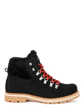 Camelia Shearling Lined Ankle Boots by Montelliana