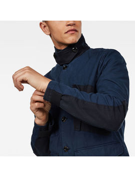 Scutar Utility Padded Jacket by G Star