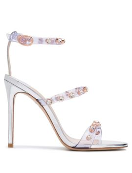Rosalind Gem Embellished Sandals by Sophia Webster