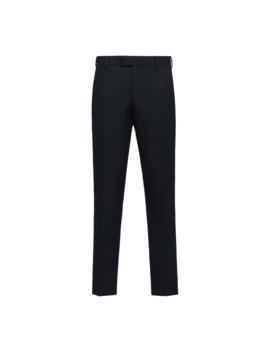 Light Covert Trousers by Prada