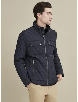 Quilted Jacket by Wilsons Leather