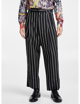 Gable Striped Pant by Vivienne Westwood