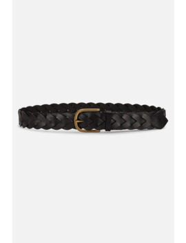 Braided Belt by Ami Paris