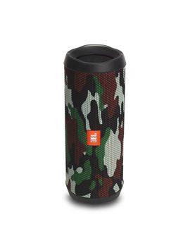 Jbl Flip 4 Camouflage Open Box Portable Bluetooth Speaker by Jbl