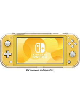 Duraflexi Protector For Nintendo Switch Lite   Clear by Hori