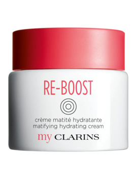 My Clarins Re Boost Matifying Hydrating Cream Gesichtscreme Clarins My Clarins by Clarins