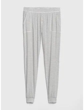 Print Joggers In Modal by Gap