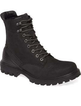 Tred Tray Waterproof Plain Toe Boot by Ecco