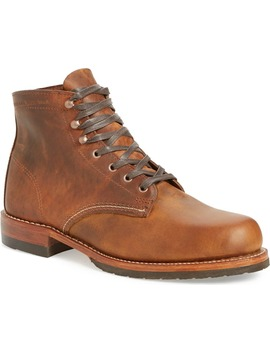 Evans Plain Toe Boot by Wolverine